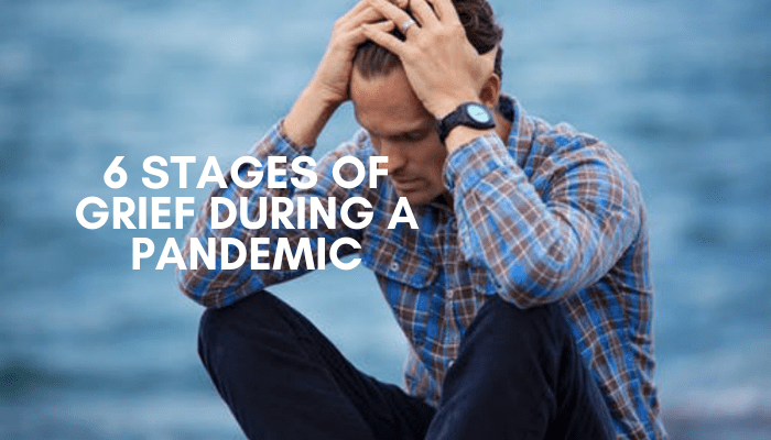 Stages of Grief during a pandemic